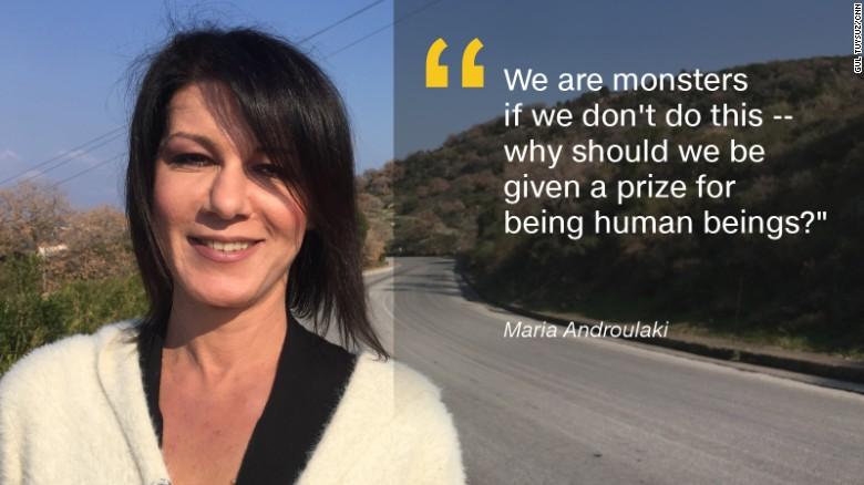 Menekültügy: a görög önkénteseknek ítélnék a Nobel-díjat