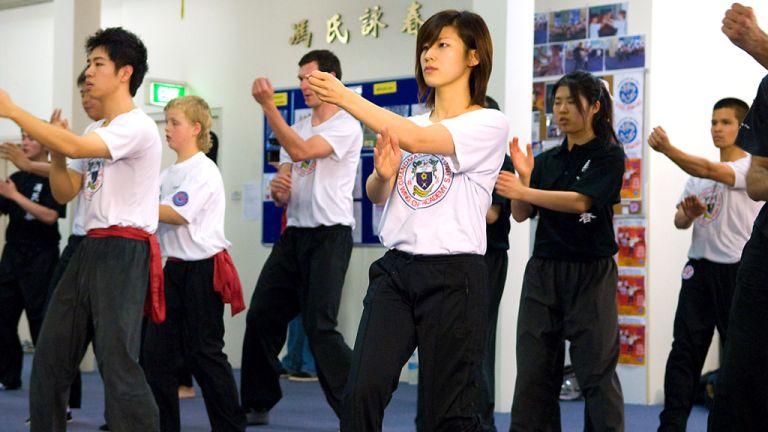 Felnőttként is érdemes elkezdeni kung-fuzni