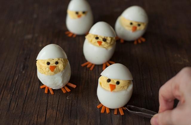 Így készíthetsz húsvétra különleges töltött tojást