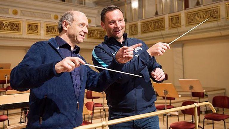 Két magyar karmester - Berlinben