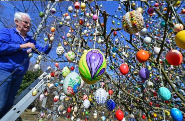 Vidám húsvéti hagyományok a nagyvilágban