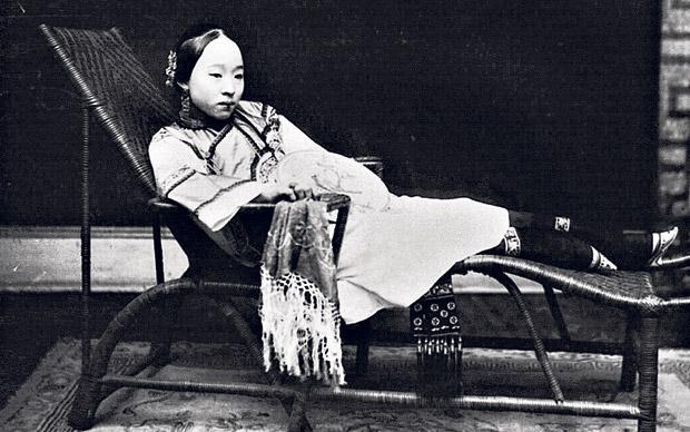 Portré egy kínai kurtizánról