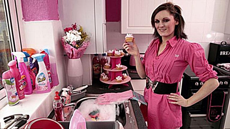 Így hordd a rózsaszínt 8e90685018