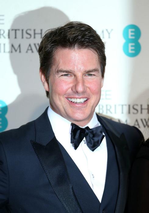 Tom Cruise arcán röhög a világ