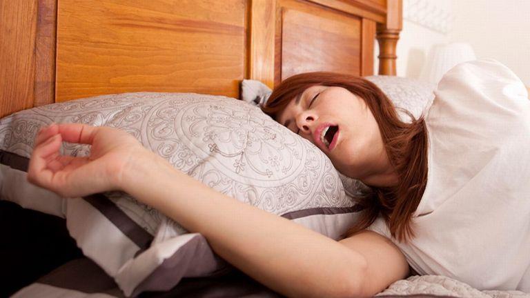 A horkolás roppant egészségtelen