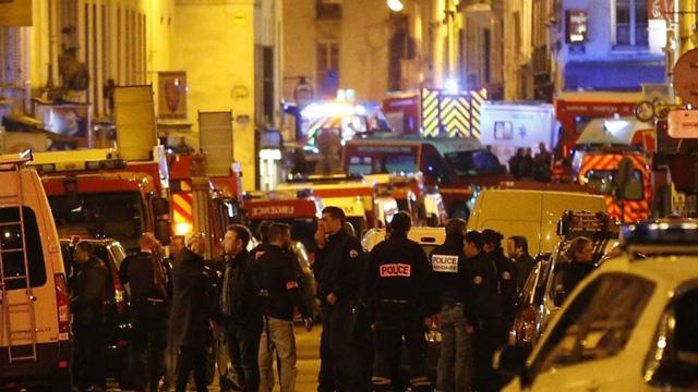 Párizs, 2015. november 13-án, a terrortámadás napján - Forrás: bbc.co.uk