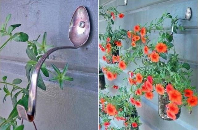 3 szuper ötletes kerti dekoráció