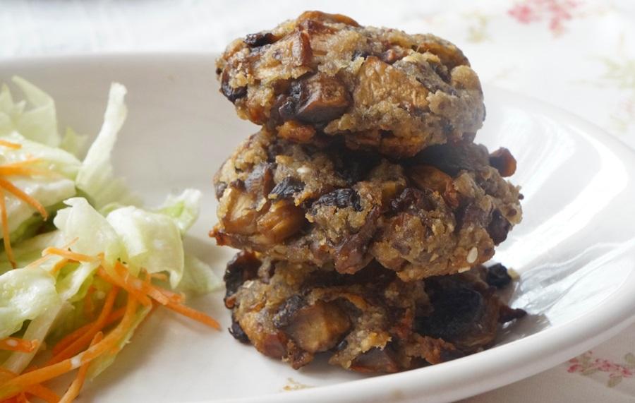 Fasírtok hús nélkül - finomabb, mint az eredeti