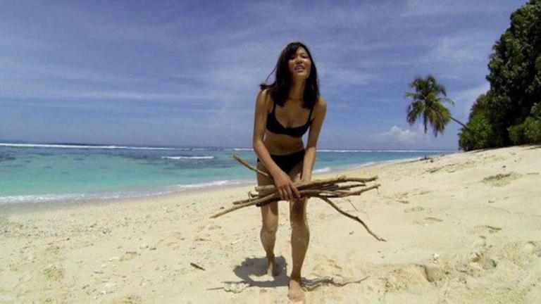 Önkéntesen száműzte magát egy szigetre a japán diáklány