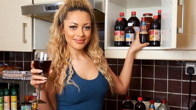 Bizarr függőség: két üveg ecetet iszik hetente a tinédzser lány
