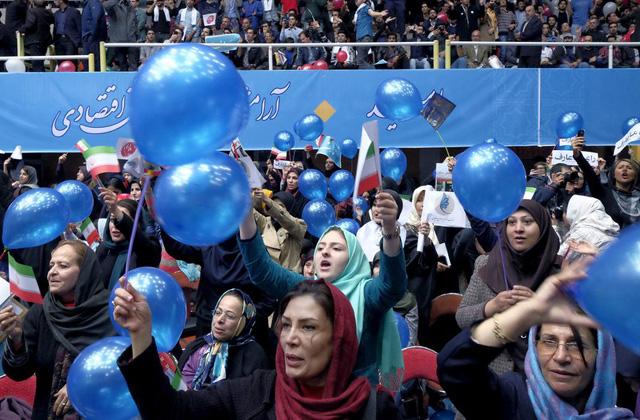 Rekordszámú nő jutott be az iráni parlamentbe