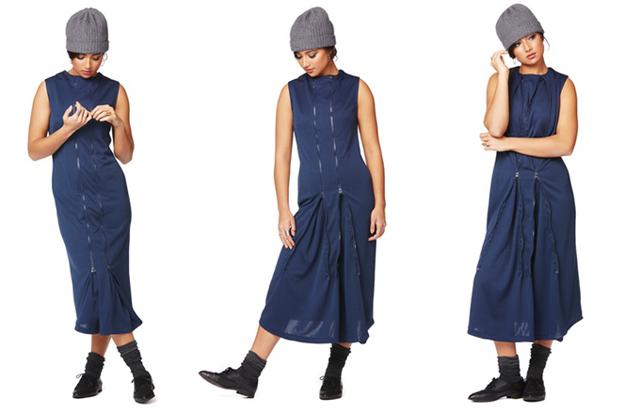 Itt a ruha, ami együtt változik a kismamák testével!