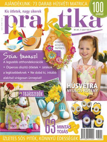 Nyerő trió húsvétra: papír, kender, friss színekkel