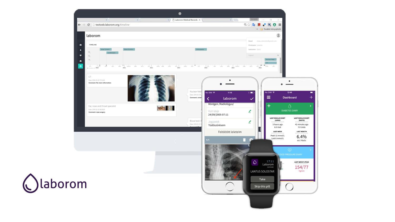 Már digitálisan is tárolhatóak az egészségügyi dokumentumaink