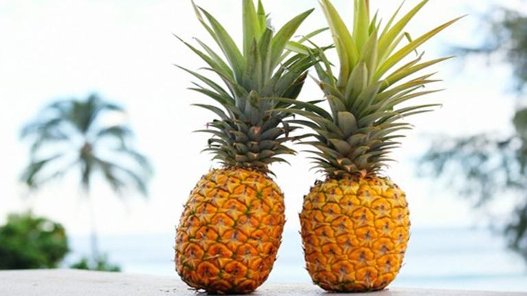 Ezér szuperegészséges az ananász