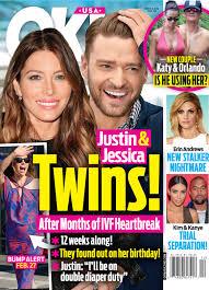 Justin Timberlake: ikrekkel terhes a felesége - mik vannak?