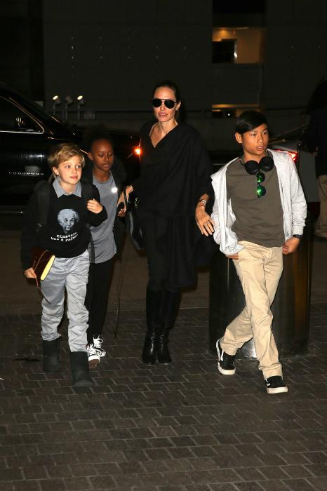 Angelina Jolie: miért engedi ezt a lányának?