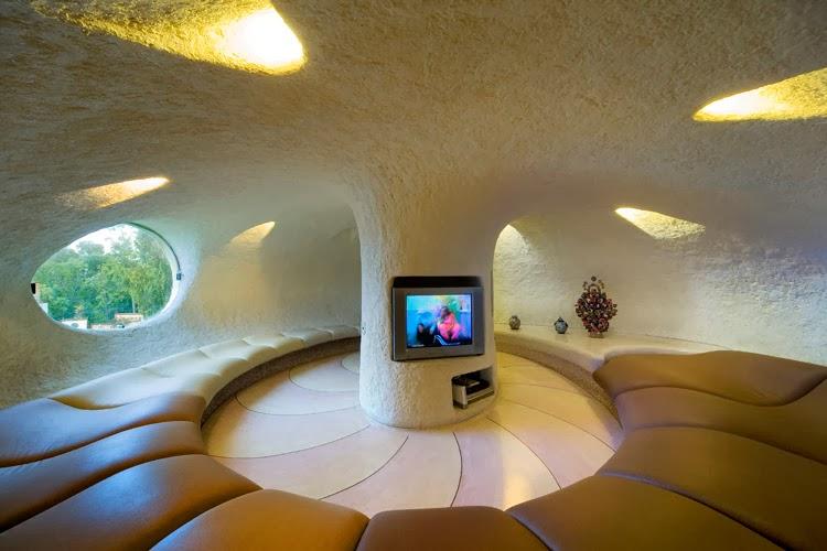 Ilyen egy gyönyörű organikus ház, amit mindenki irigyel - képek