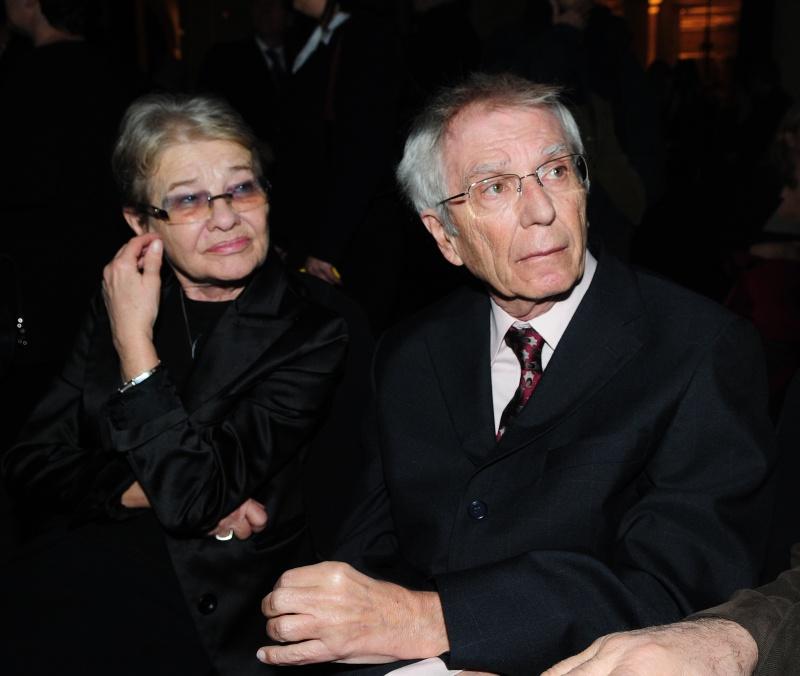 Törőcsik Mari és Maár Gyula