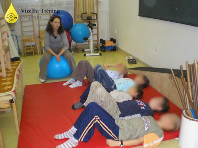 Fotó: Vizelési Tréning Program