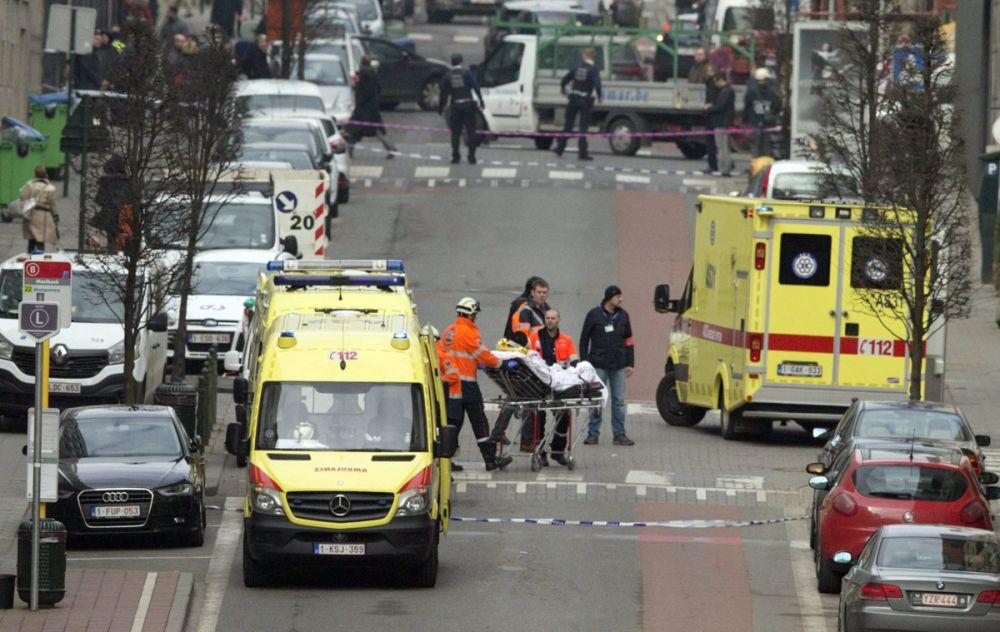 Brüsszeli robbantások: rengeteg halott, 2 magyar is a sérültek között - percről percre