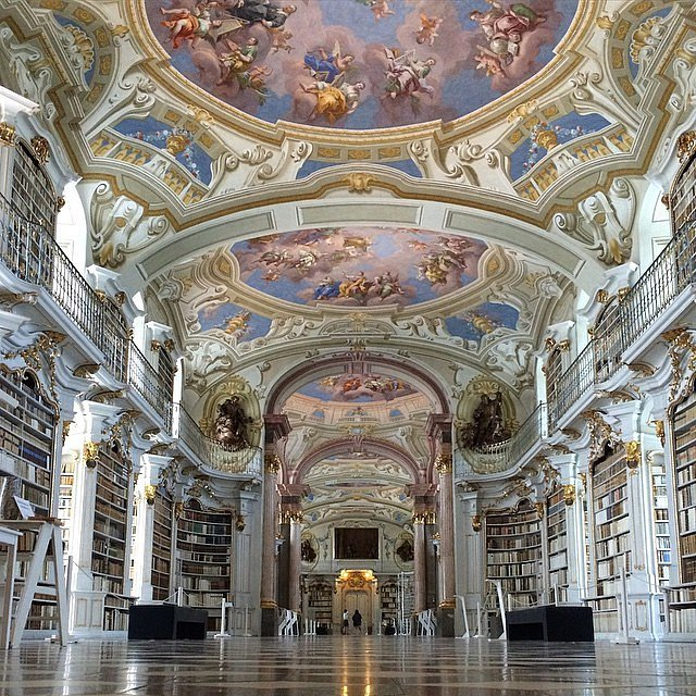 Pillants be a világ legszebb könyvtáraiba!