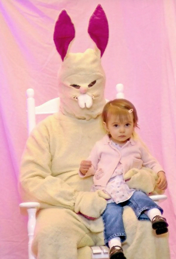 10 nagyon ijesztő húsvéti fotó a múltból