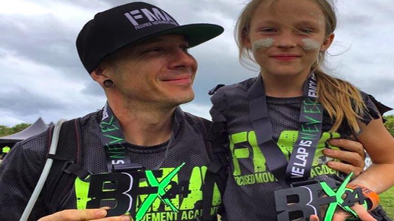 Durva sportversenyen alázott a kilencéves kislány