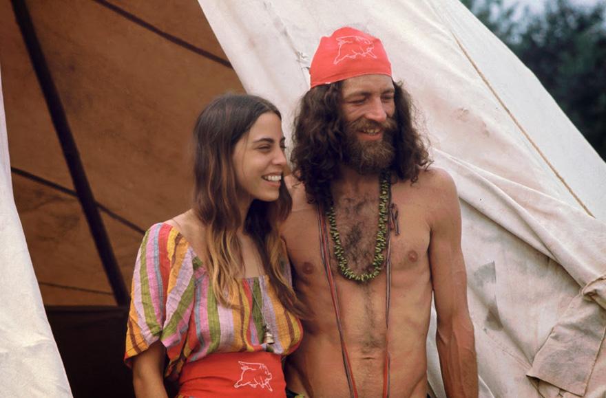 Csodás fotók a Woodstock fesztiválról, amik bizonyítják, honnan ered a mai divat