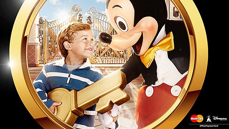 Utat nyerhetsz a Disneyland® Paris Parkba!