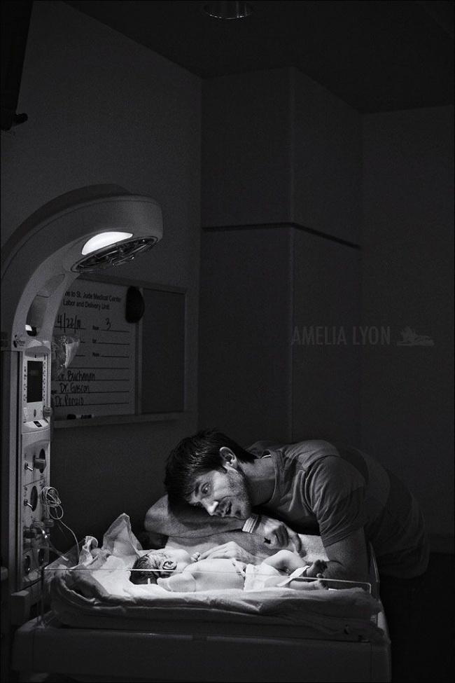 Az apaság csodája - 20 szívmelengető fotó
