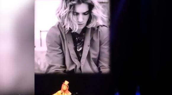Madonna fia: