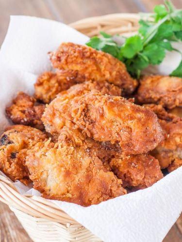 Belül omlós, kívül ropogós csirkecomb recept