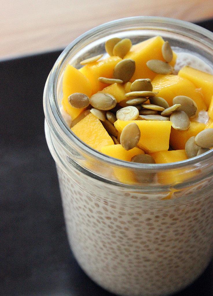 Íme, a legegyszerűbb fogyókúrás reggeli: chia-puding