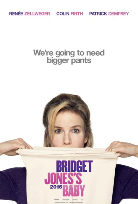 Itt az új Bridget Jones plakát és a nagyibugyi!