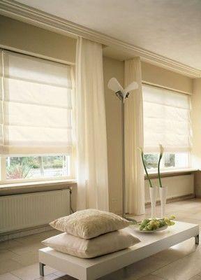 A roló függöny is például egy rendkívül hasznos dolog a sima függöny helyett.
