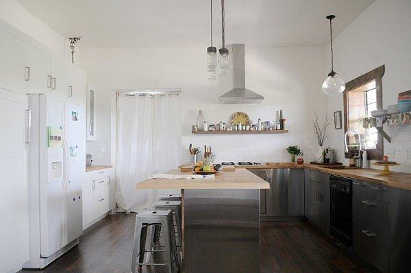 5 egyedi konyha, amin nem látszik, hogy az IKEÁ-ból van