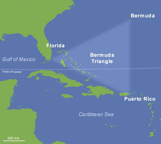 Ahol bármi megtörténhet: a Bermuda-háromszög legrejtélyesebb esetei