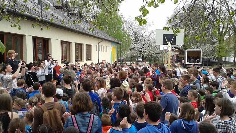 Fotó: Jeli Gergely (Szentistvántelepi ÁLtalános Iskola)