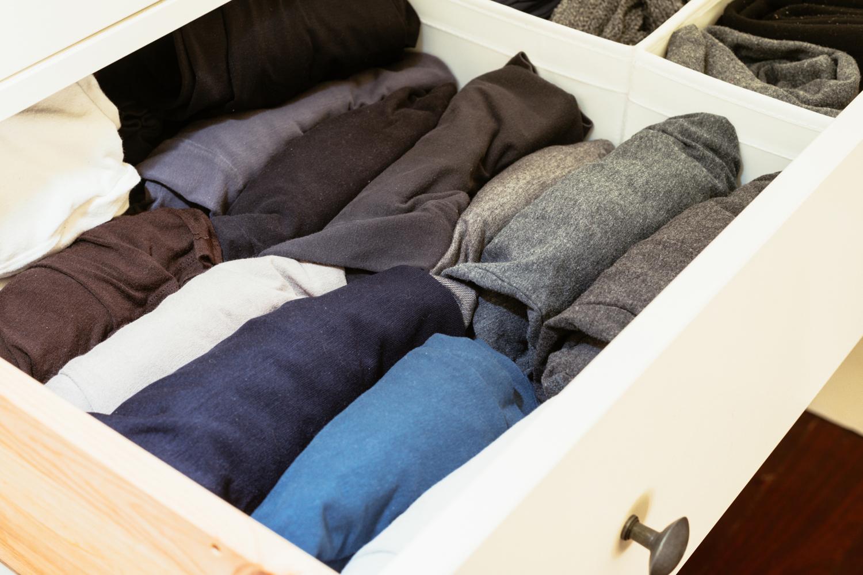 Így tegyél rendet a ruhásszekrényben!