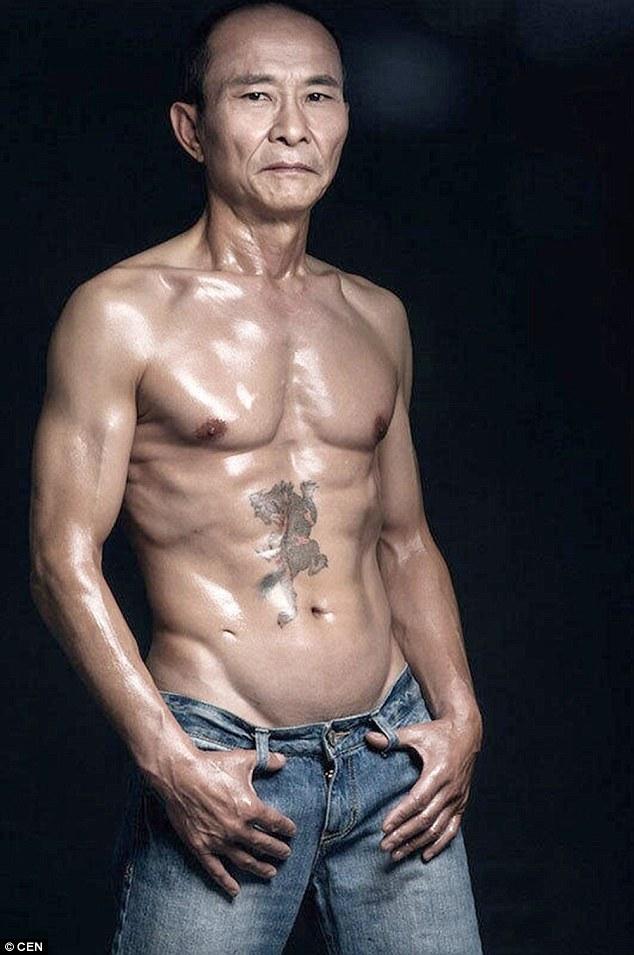 61 éves a világ legfittebb nagypapája