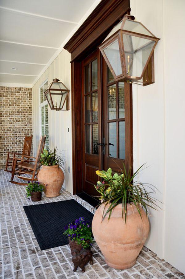 Így varázsold újjá virágokkal a bejárati ajtód