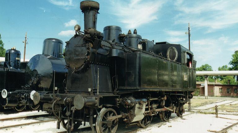Gőzmozdony Matiné a Vasúttörténeti Parkban