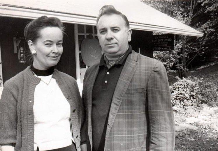 Ed és Lorraine Warren