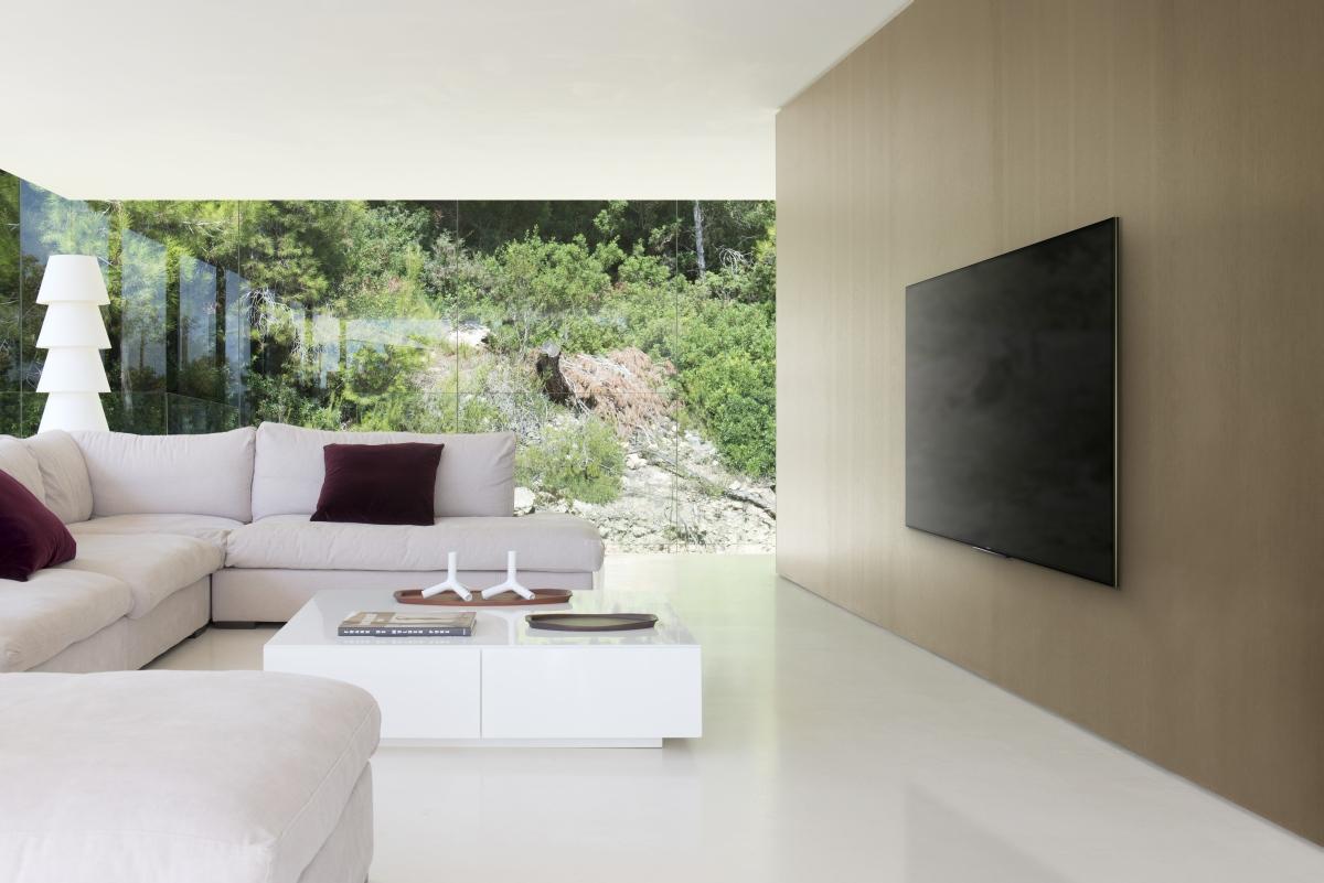 Inspiráció lakberendezéshez: ma már a tv is dizájnelem
