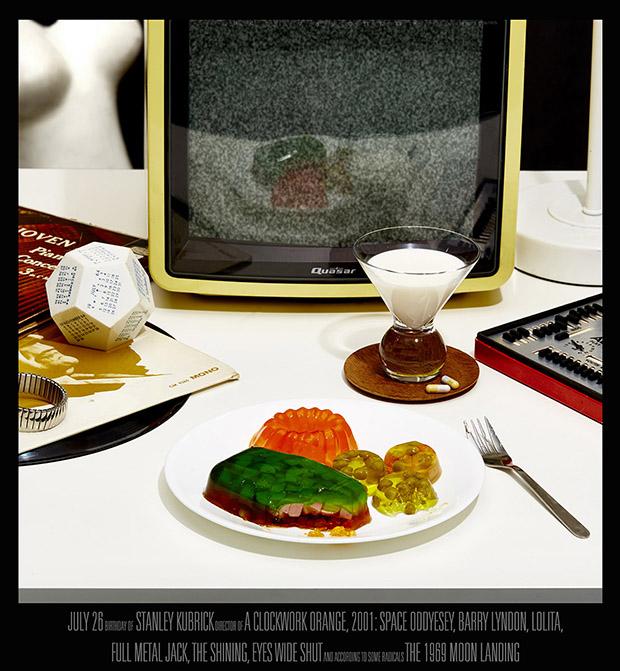 Stanley Kubrick, Július 26 -