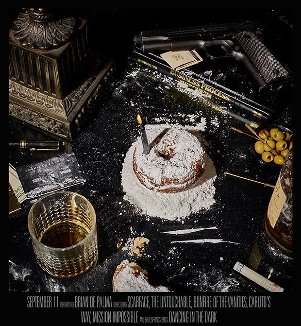 Brian De Palma, September 11 - A Sebhelyesarcú