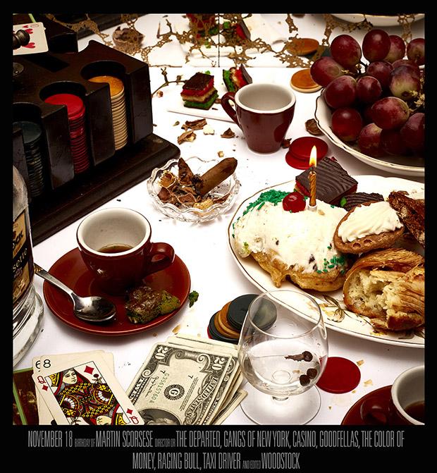Martin Scorsese, November 17 - Casino