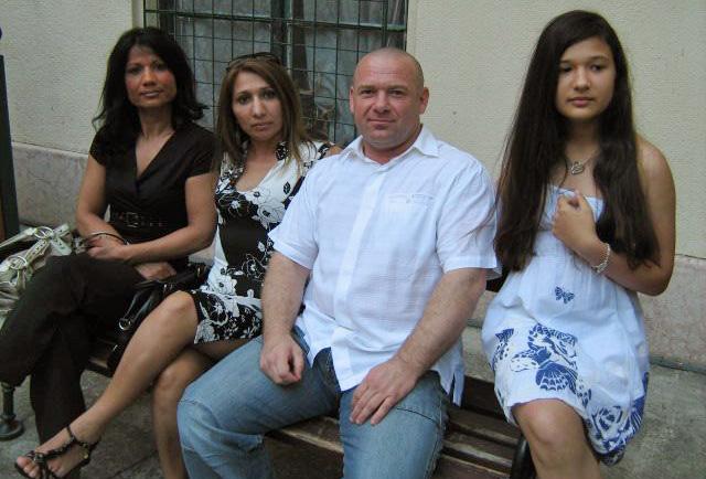 Tímea családja