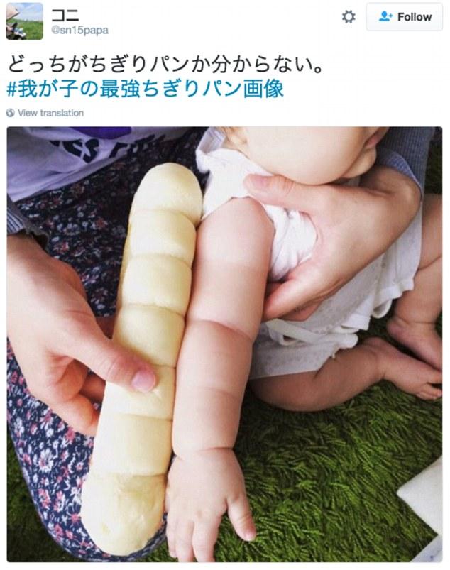 A japán szülők legújabb netes őrülete: kenyér vagy kisbaba?
